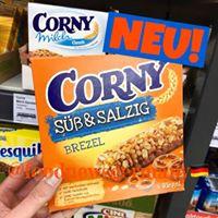 Corny süß & salzig