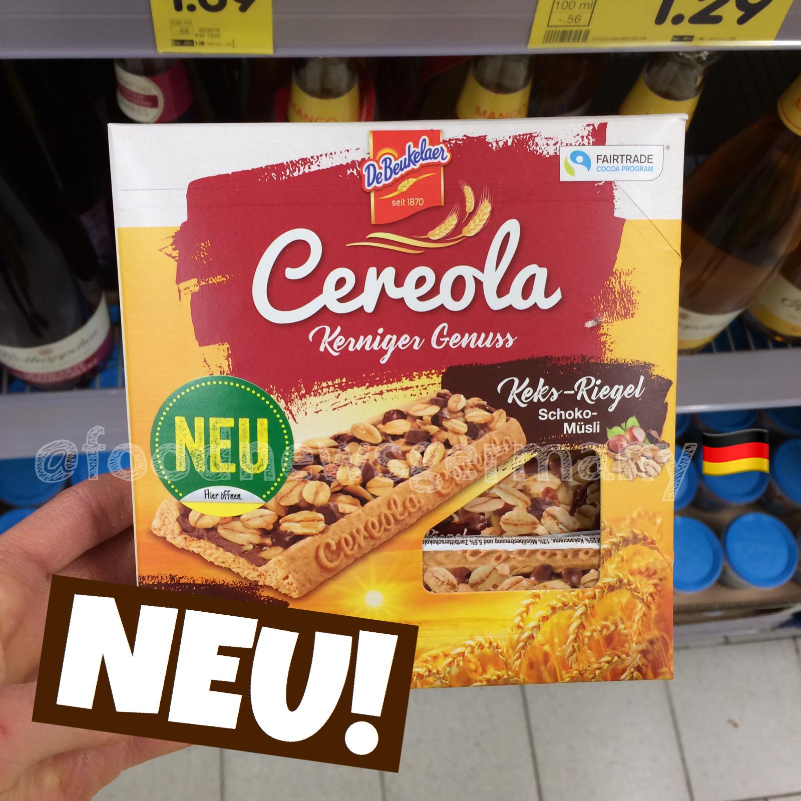 Griesson De Beukelaer Cereola