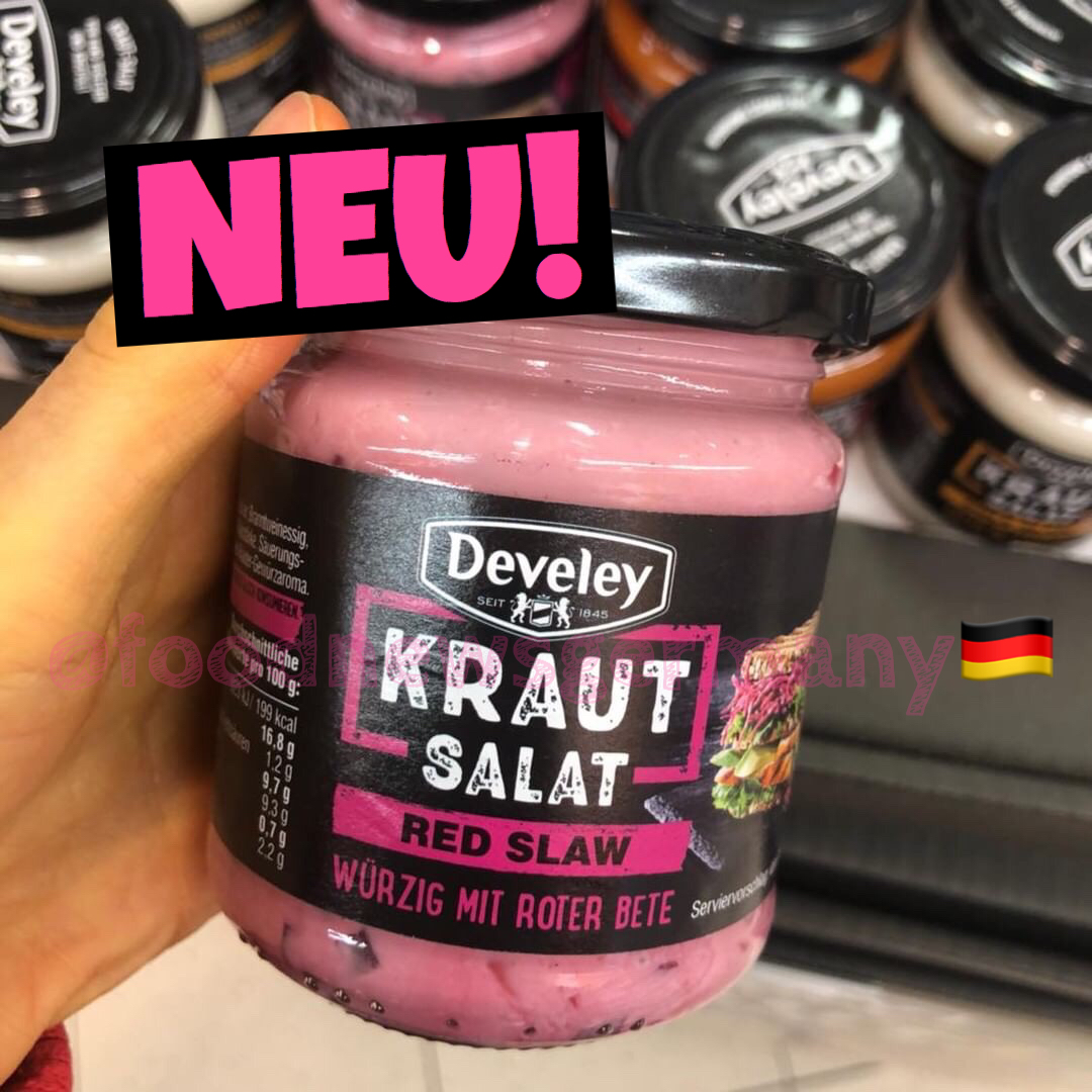 Develey Krautsalat