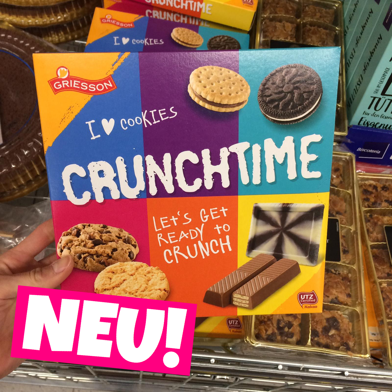 Griesson Crunchtime