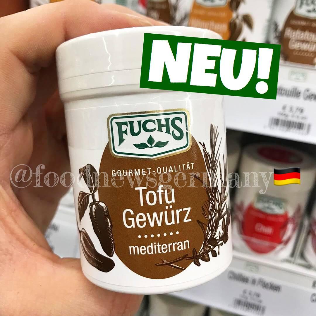 Fuchs Tofu Gewürz mediterran