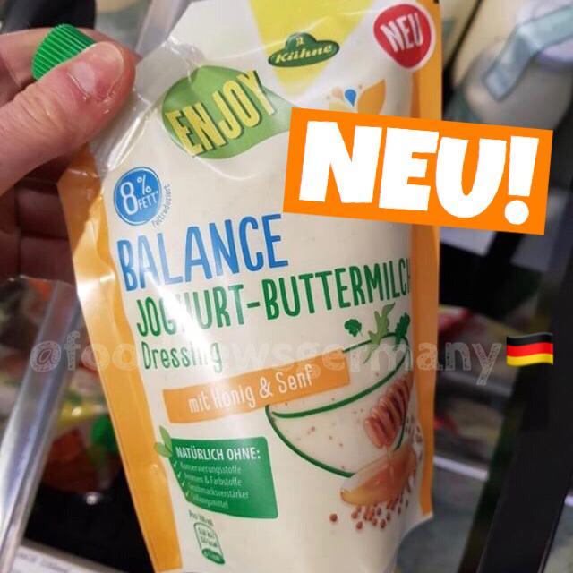 Knorr Balance Joghurt-Buttermilk