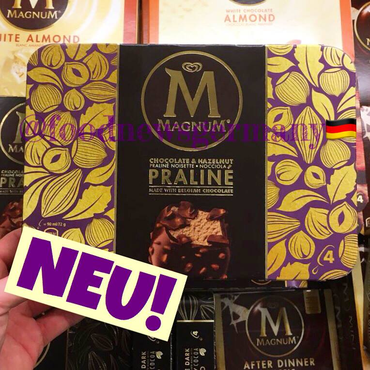 Magnum Eis Praline