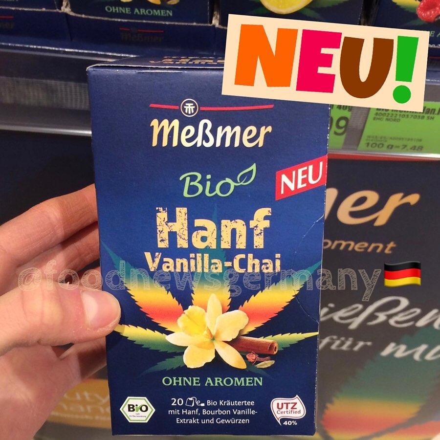Messmer Bio Tee Hanf