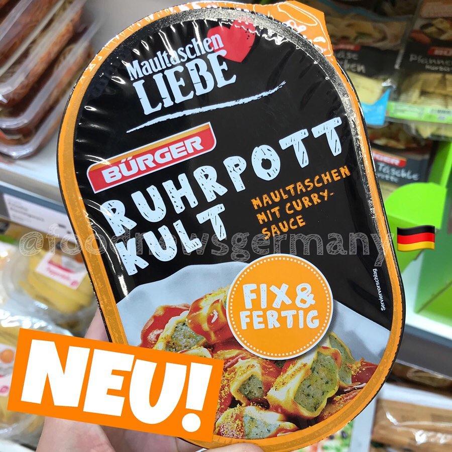 Bürger Ruhrpott Kult Maultaschen
