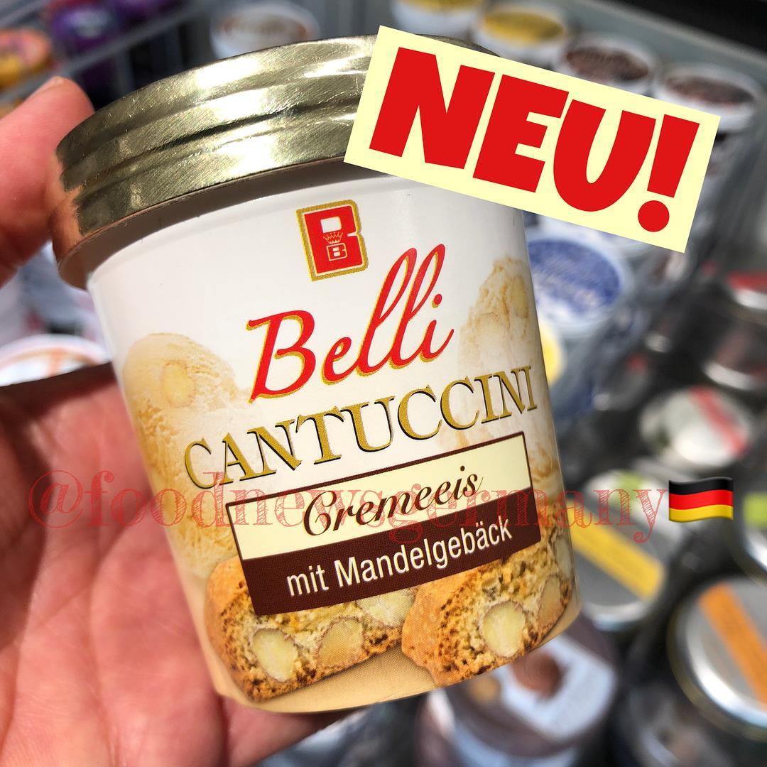 Belli Cantuccini Eis