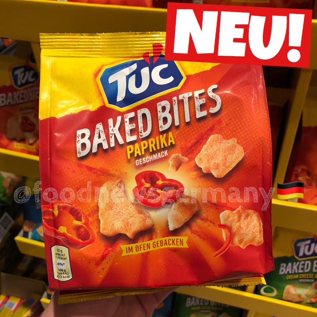TUC Bake Bites Paprika