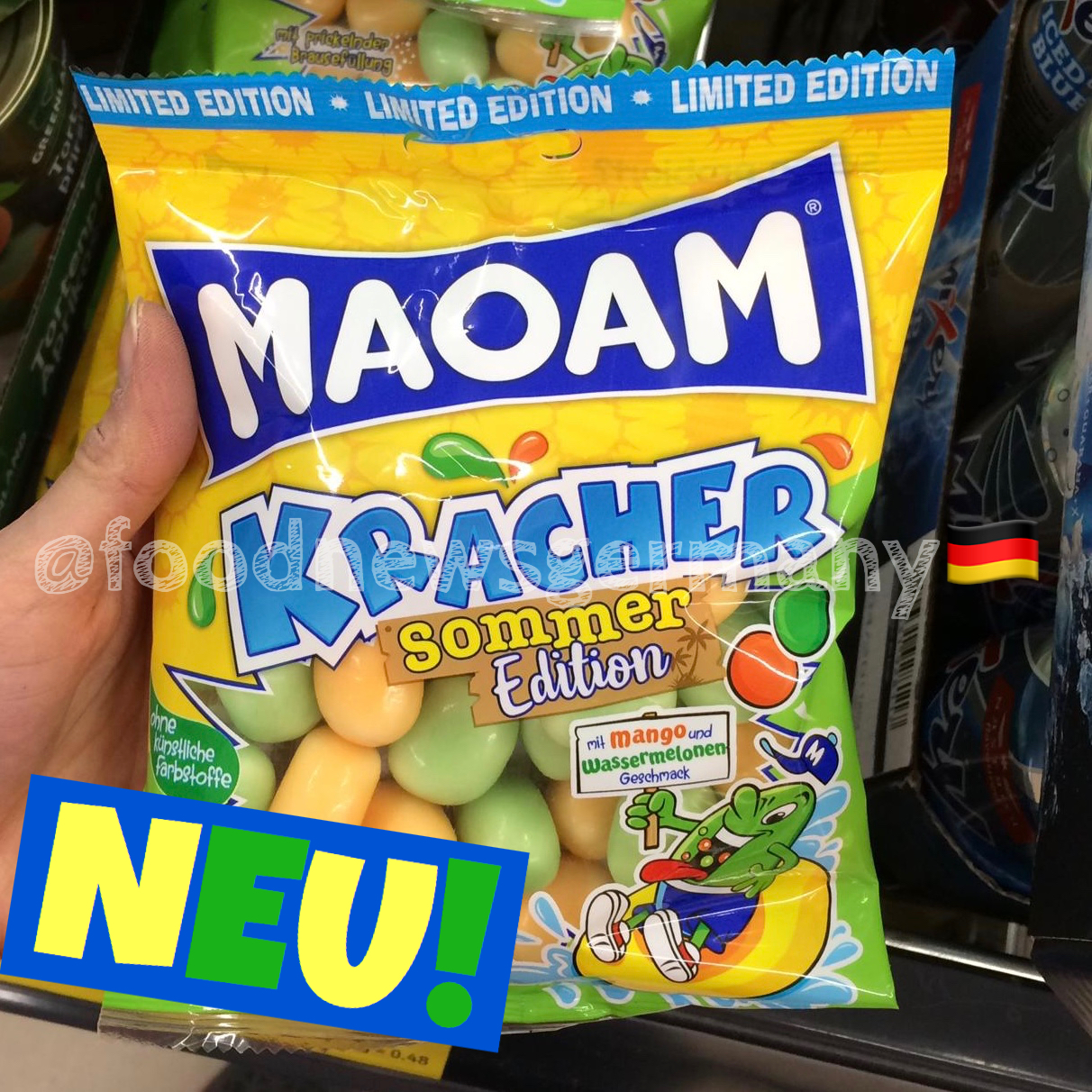 Maoam Kracher Sommer Edition