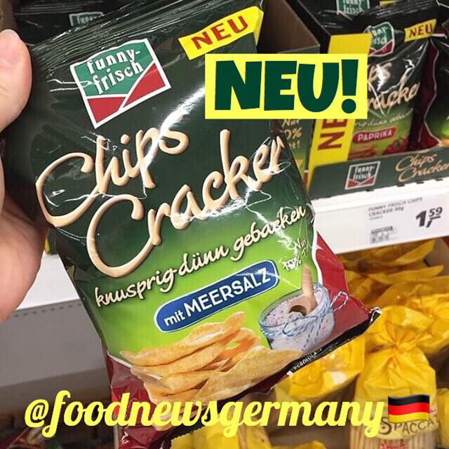 Funny Frisch Chips Cracker