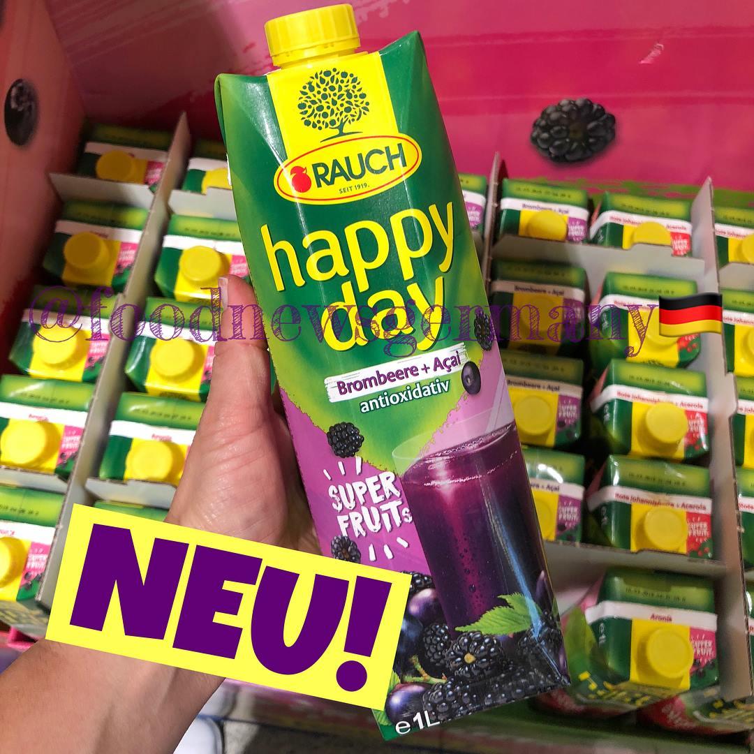 Rauch happy day Superfruit