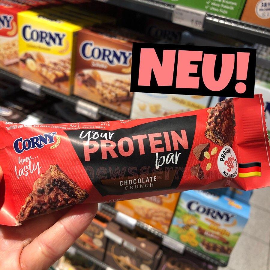 Corny Protein Bar