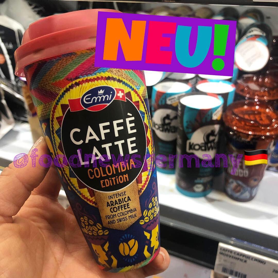 Emmi Caffè Latte Colombia Edition