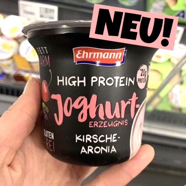Ehrmann High Protein