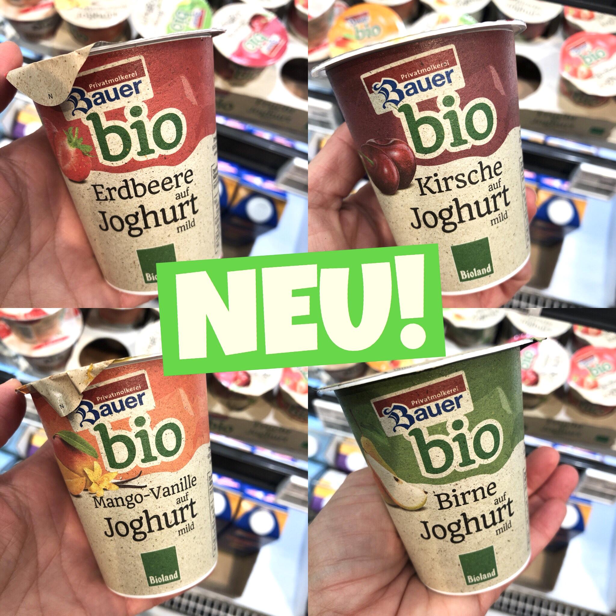 Bauer Bio Joghurt