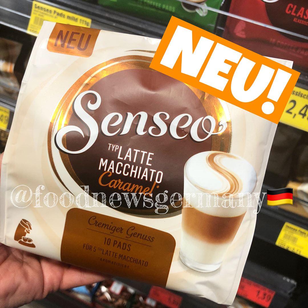 Sense Typ Latte Macchiato Caramel