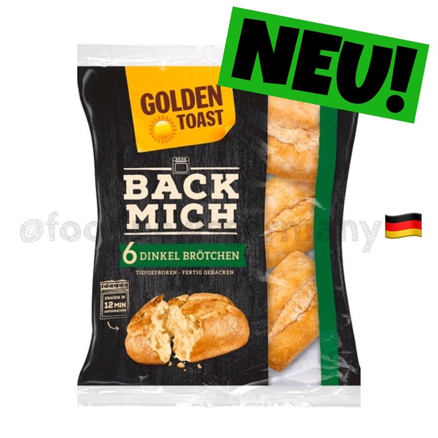 Golden Toast Back mich!