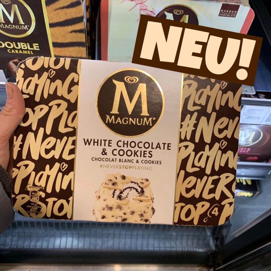 Magnum Chocolate & Cookies Eis