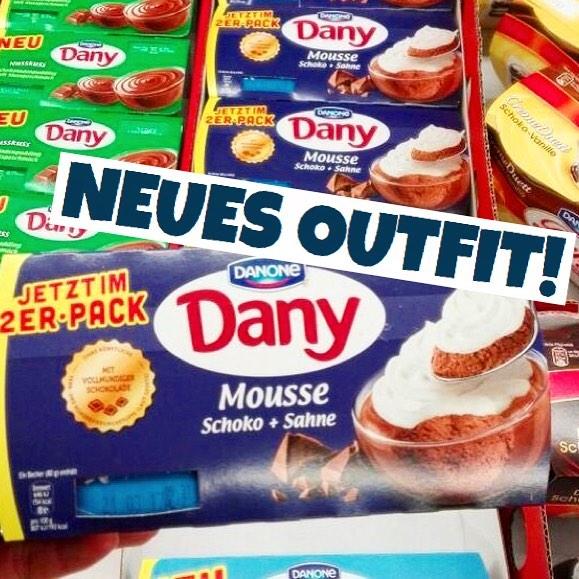 Danone Dany Schokoladenmousse mit Sahne