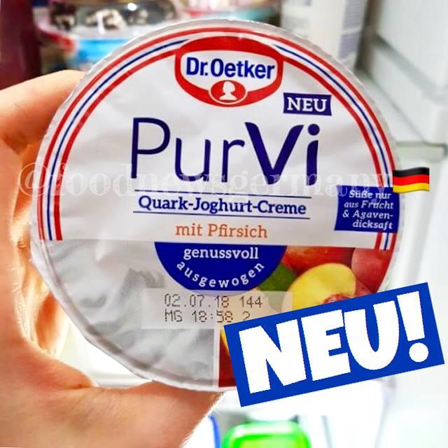 Dr.Oetker PurVi Quark-Joghurt
