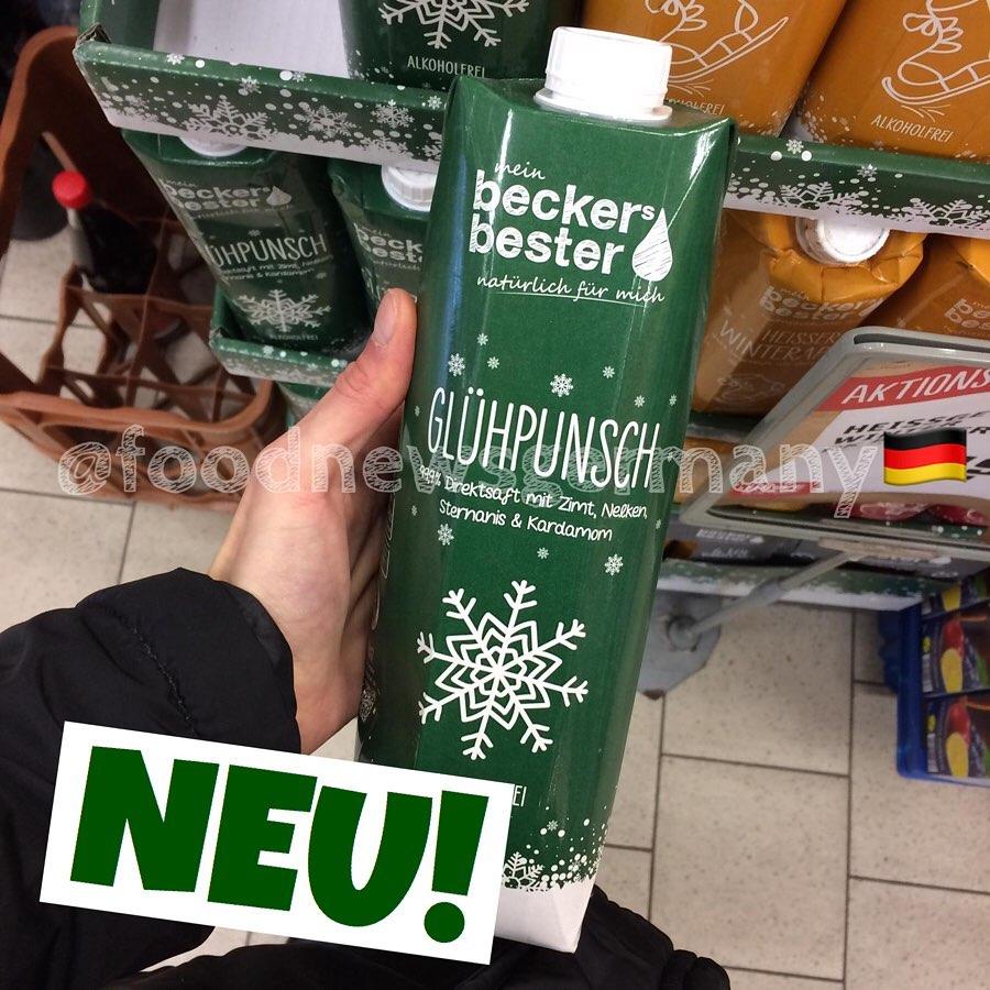 Beckers Bester Roter Früchtepunsch
