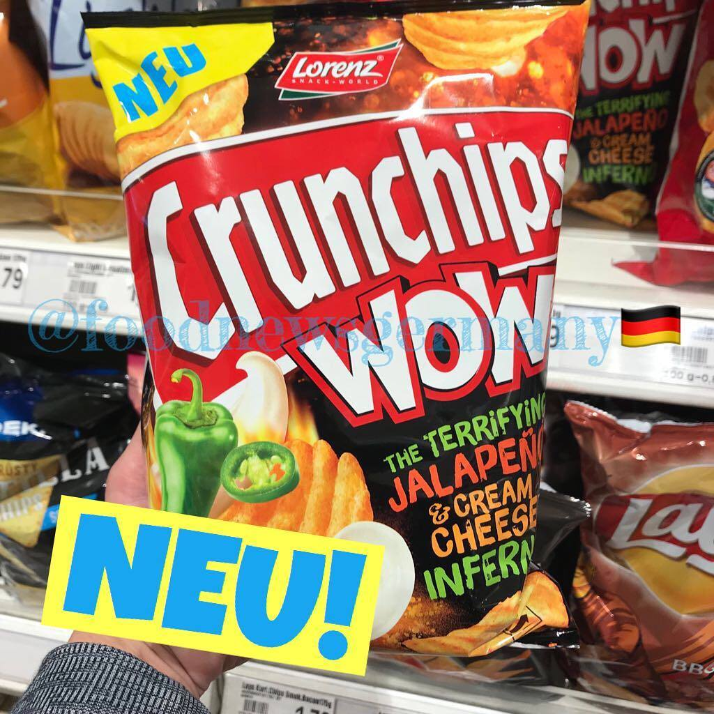 Lorenz Crunchips WOW