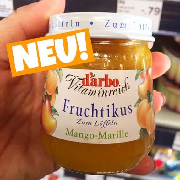 Darbo Fruchtikus Mango-Marille