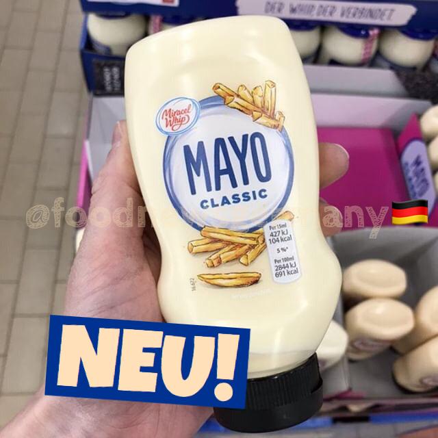 Miracle Whip Mayo
