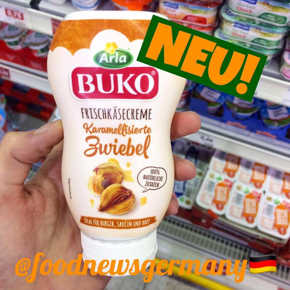 Arla Buko Frischkäsecreme