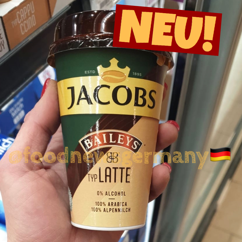 Jacobs Baileys Typ Latte