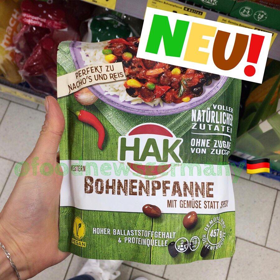 HAK Bohnenpfanne