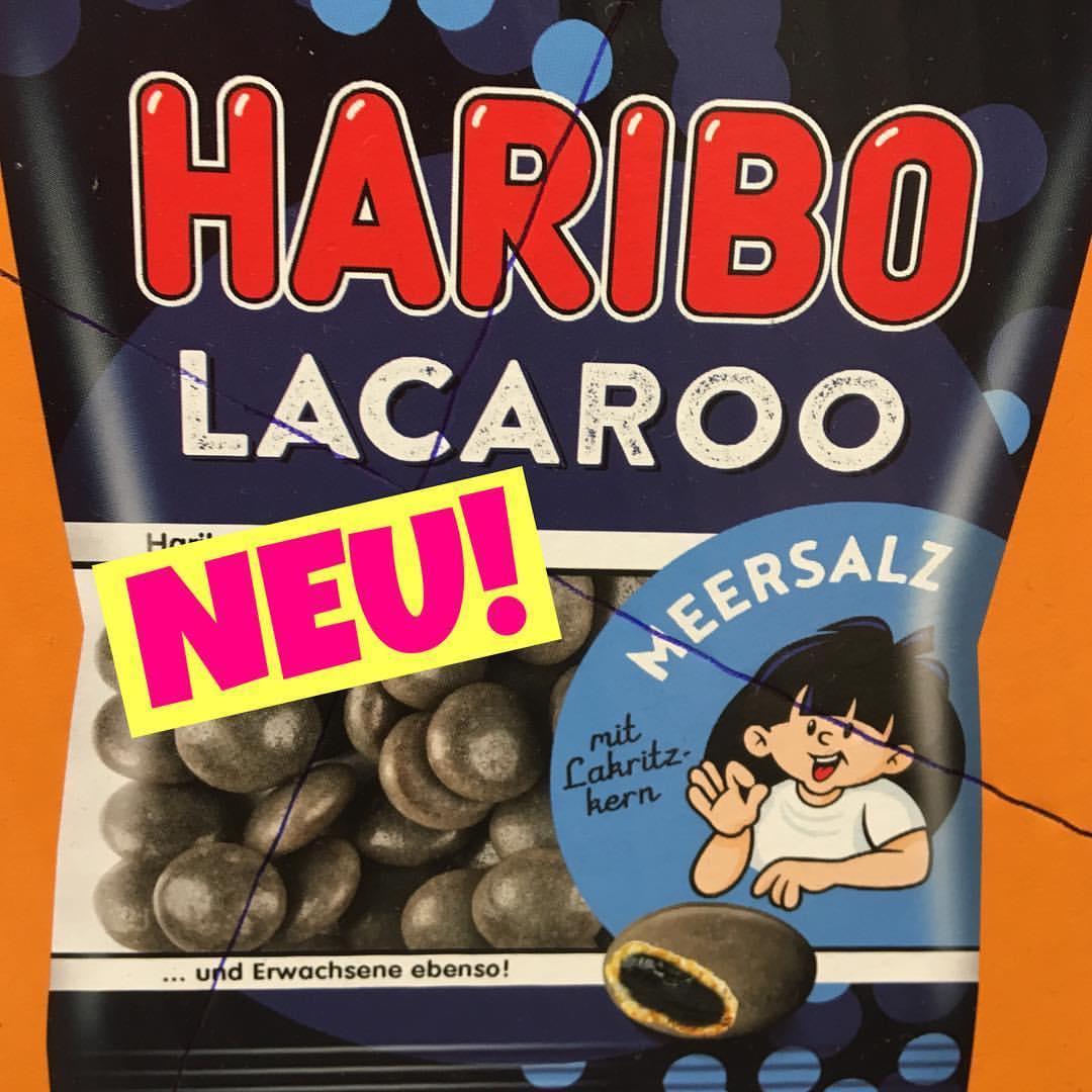 Haribo Lacaroo Meersalz