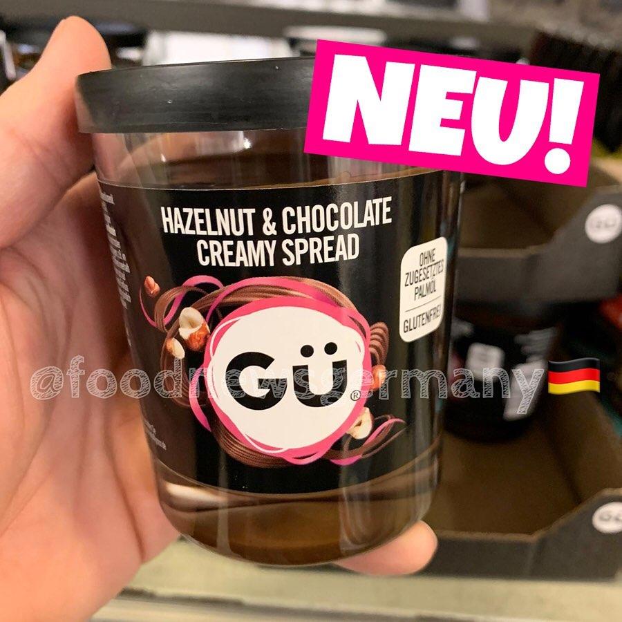 GÜ Creamy Spread