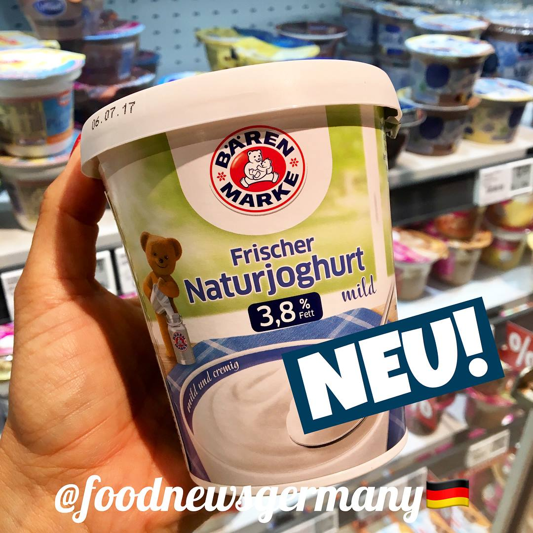 Bärenmarke Naturjoghurt