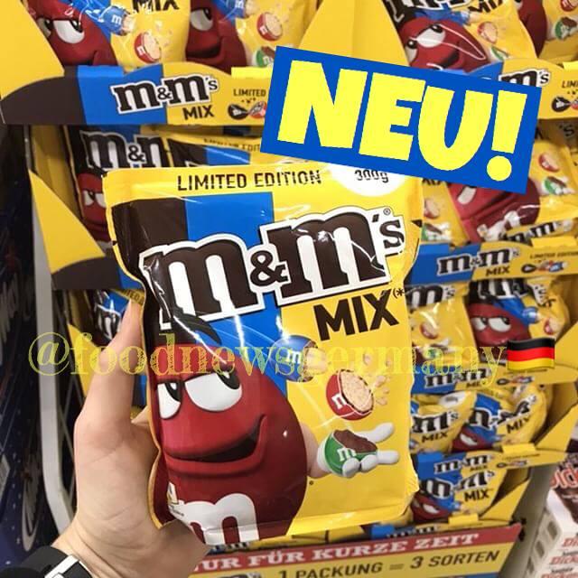 m & m's Mix
