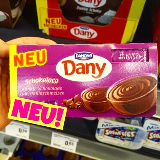 Danone Dany Schokoladenpudding Schokoloco