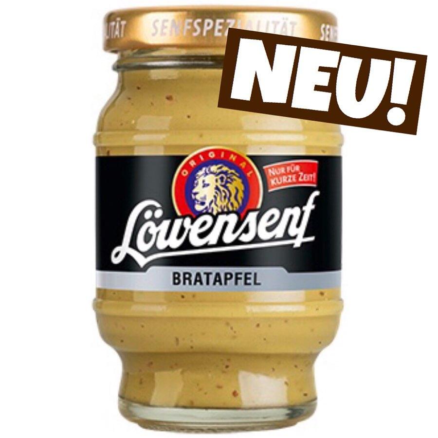 Löwensenf Bratapfel Senf