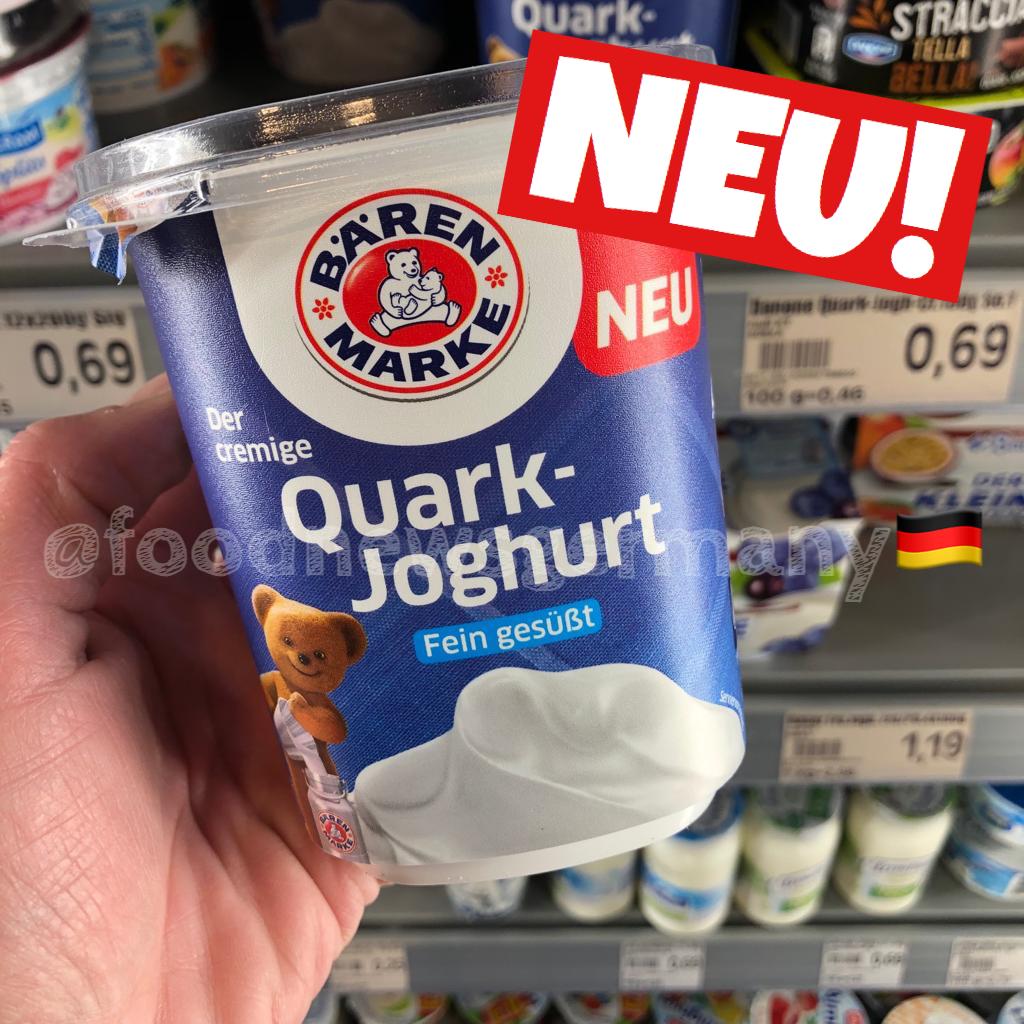 Bärenmarke Quark-Joghurt