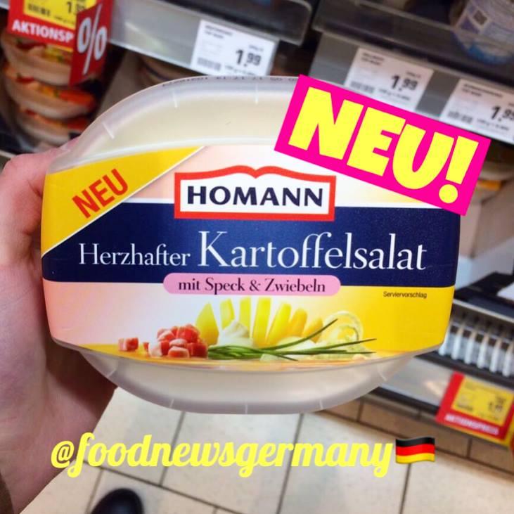 Hofmann Herzhafter Kartoffelsalat