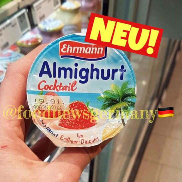 Ehrmann Almighurt Cocktail