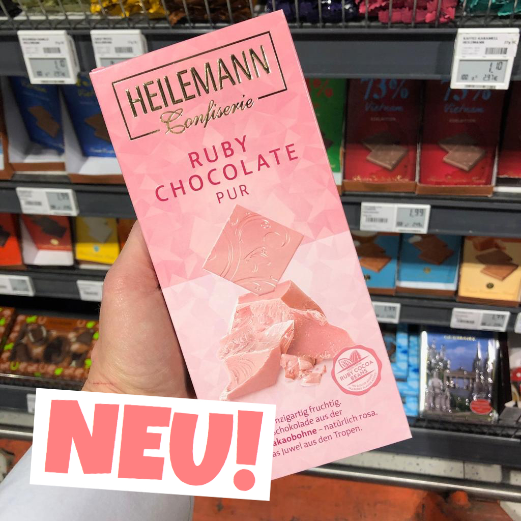 Heinemann Ruby Chocolate