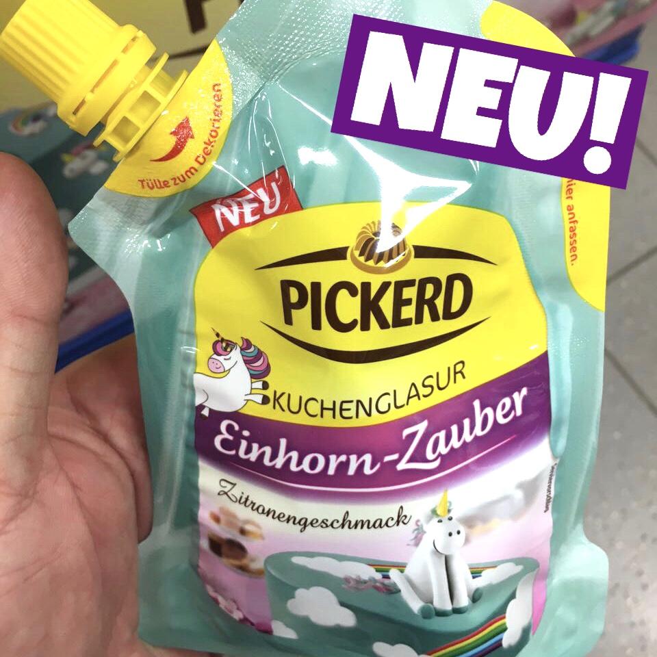 Pickerd Einhorn-Zauber Glasur
