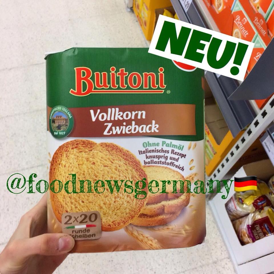 Buitoni Zwieback Vollkorn
