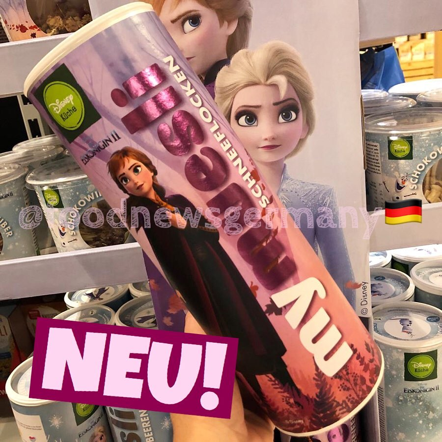 my muesli Eiskönigin II Edition