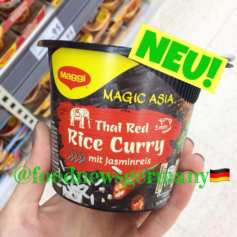 Maggi Magic Asia Thai Red Rice Curry