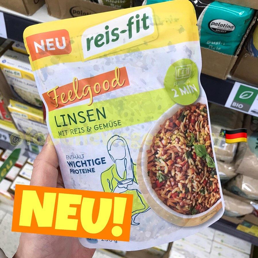 Reis-Fit Feelgood Linsen