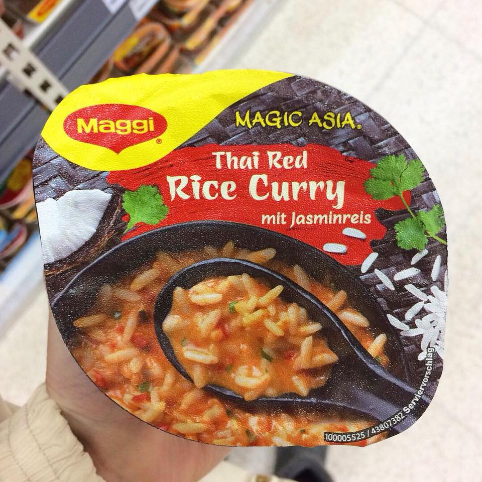 Maggi Magic Asia Thai Red Rice Curry