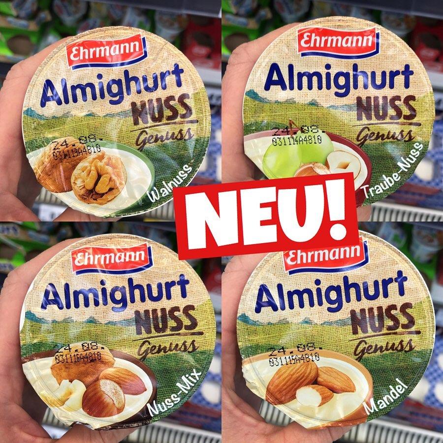 Ehrmann Almighurt Nuss Genuss