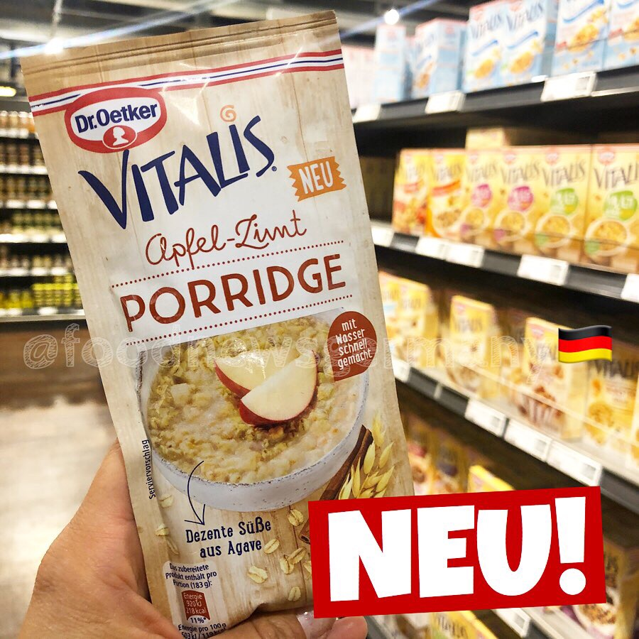 Dr. Oetker Vitalis Porridge