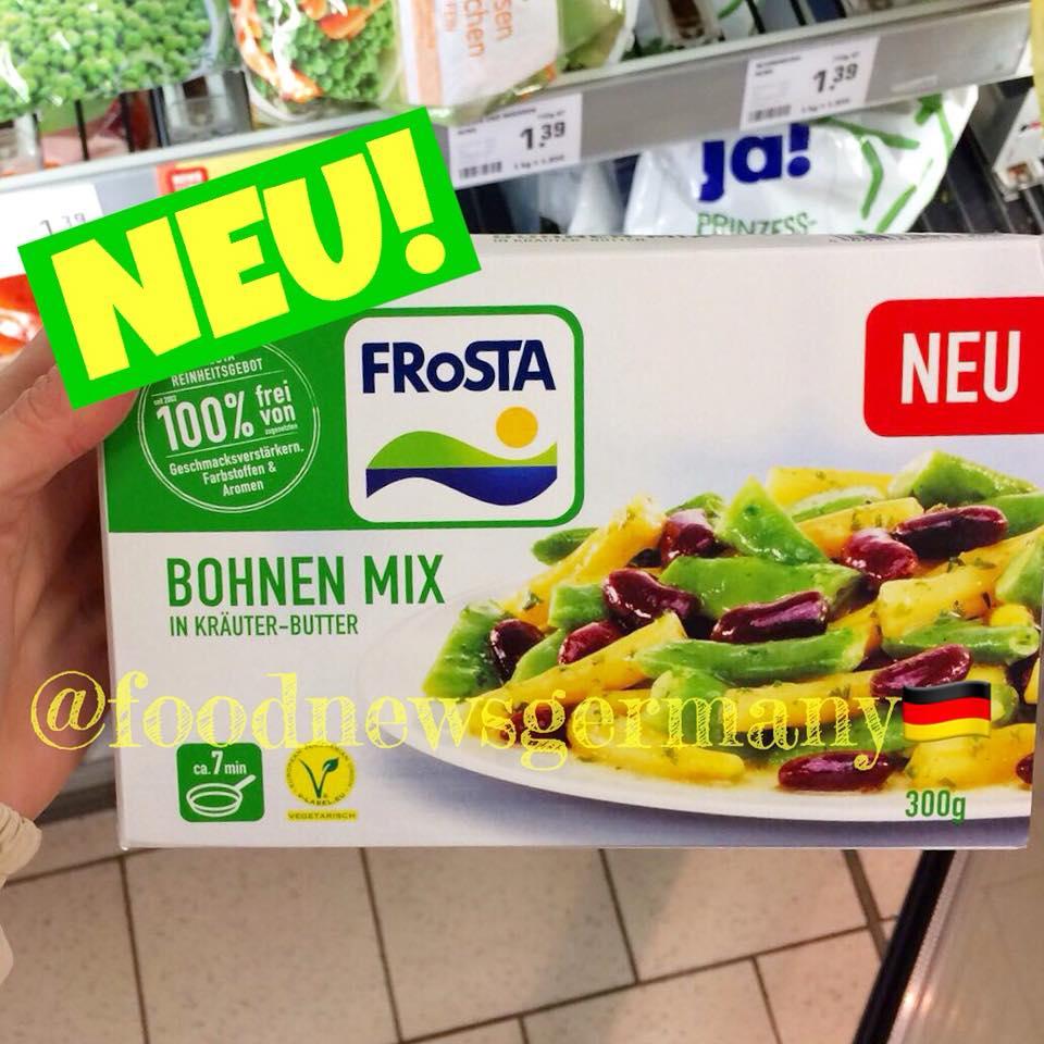 Frosta Bohnen Mix