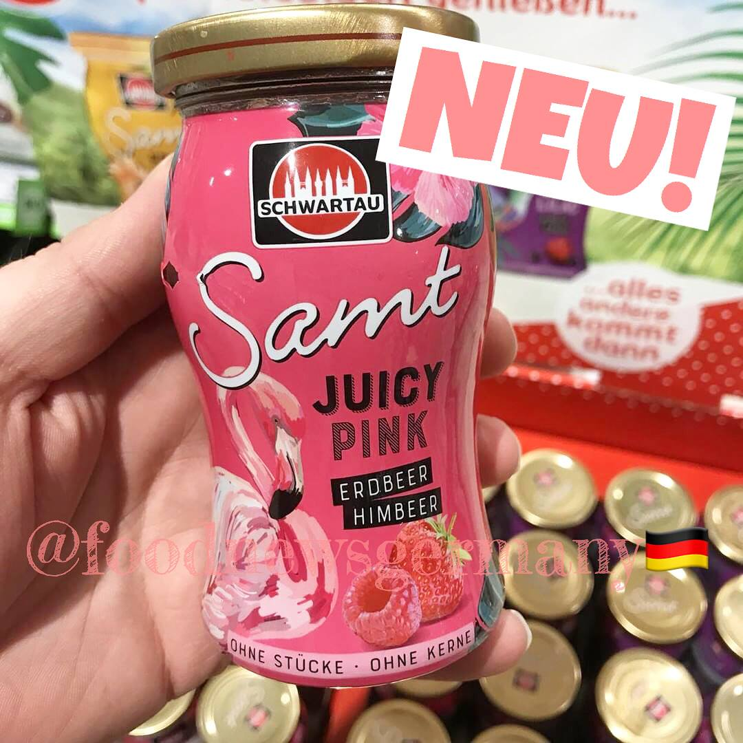 Schwartau Samt Juicy Pink